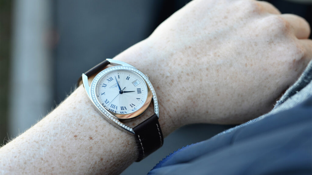 Equestrian Apparel Fall Outfit Inspiration - Longines Watch