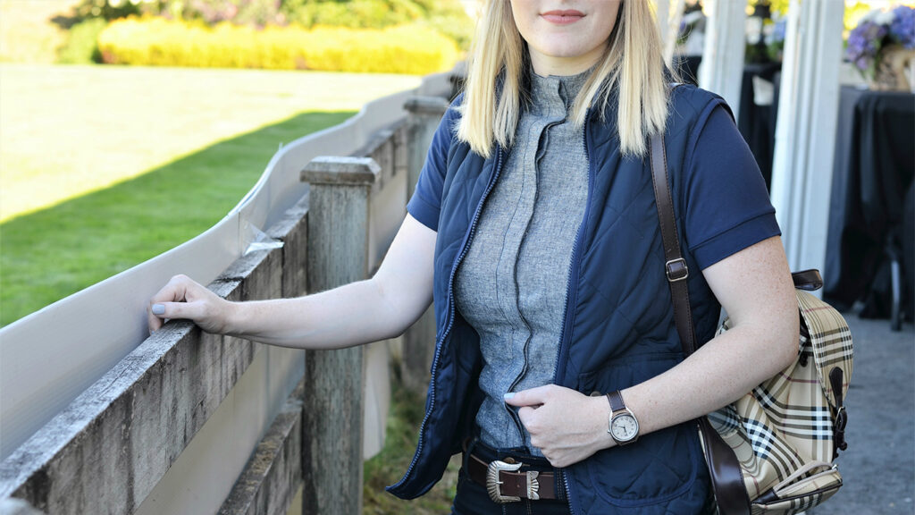 Equestrian Apparel - Fall Outfit Inspiration - Street & Saddle Shirt