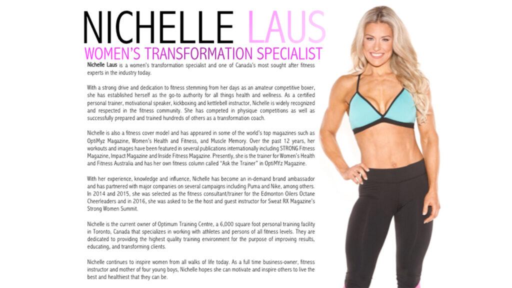 Kettlebell Kickboxing Workout: Nichelle Laus