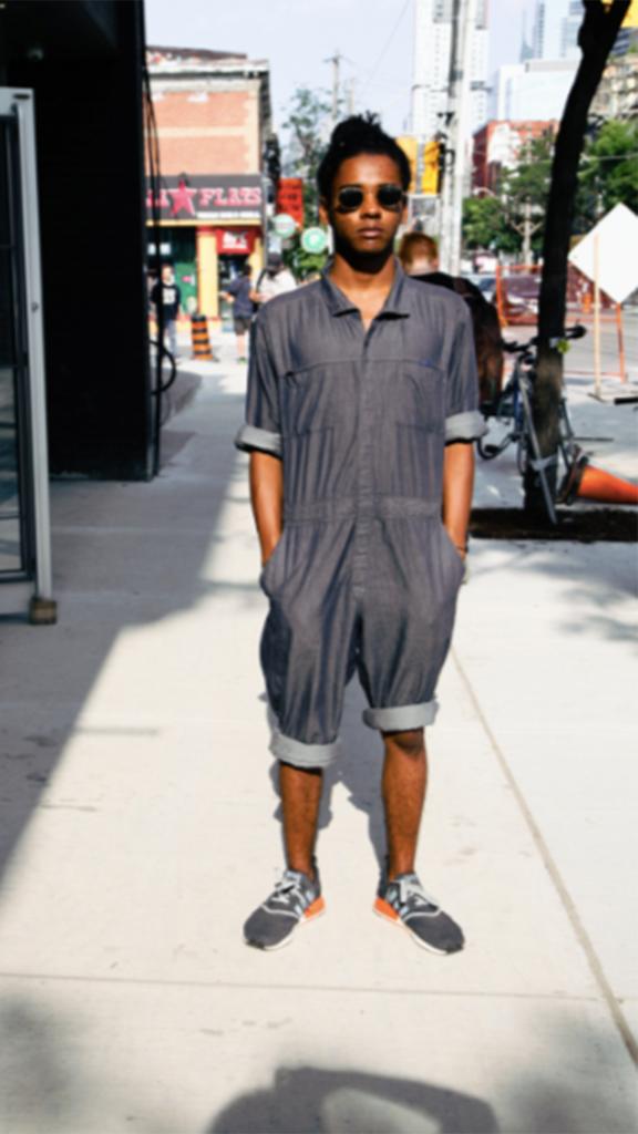 Summer Street Style - @ninebagz