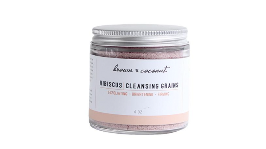 Cool Clean and Refreshing Face Masks for Fall - Brown & Coconut