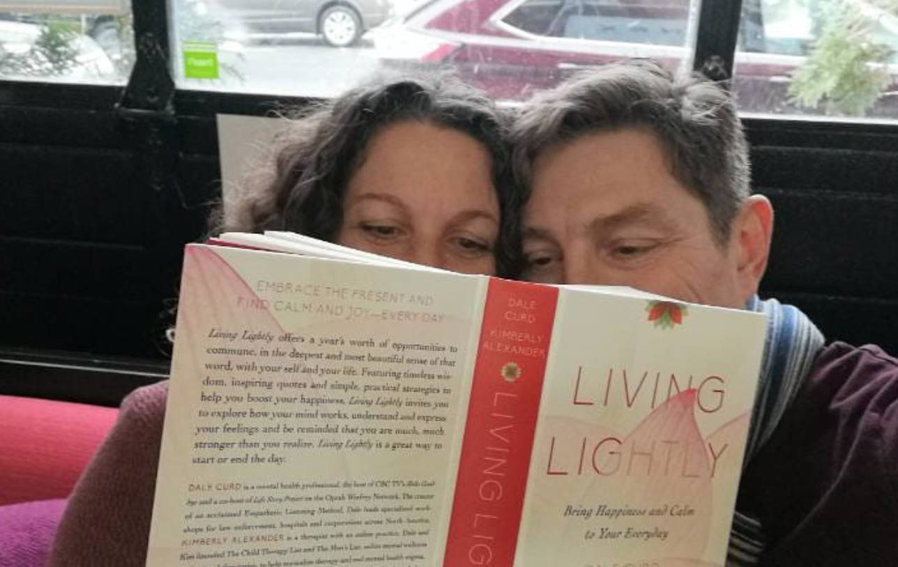 Boreal Book Club: Living Lightly By Dale Curd And Kimberly Alexander
