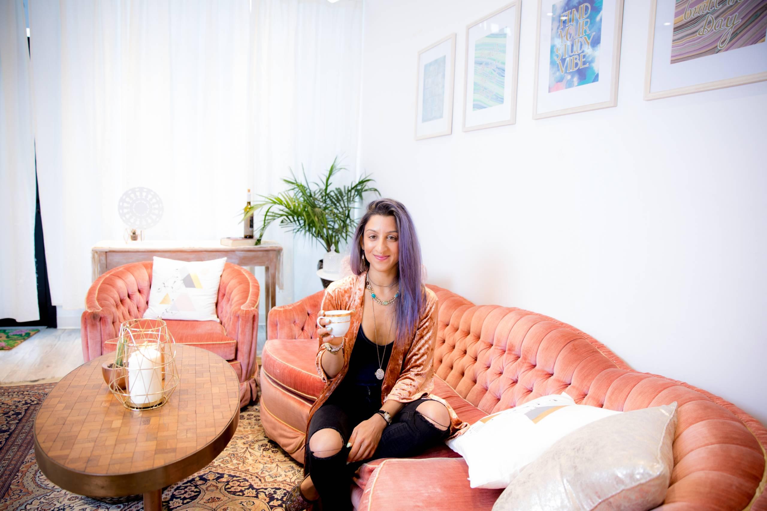 Meet #LeadingLady Vanessa Vakharia: Feminist, Math Guru, Podcast Host, And Indie Rockstar