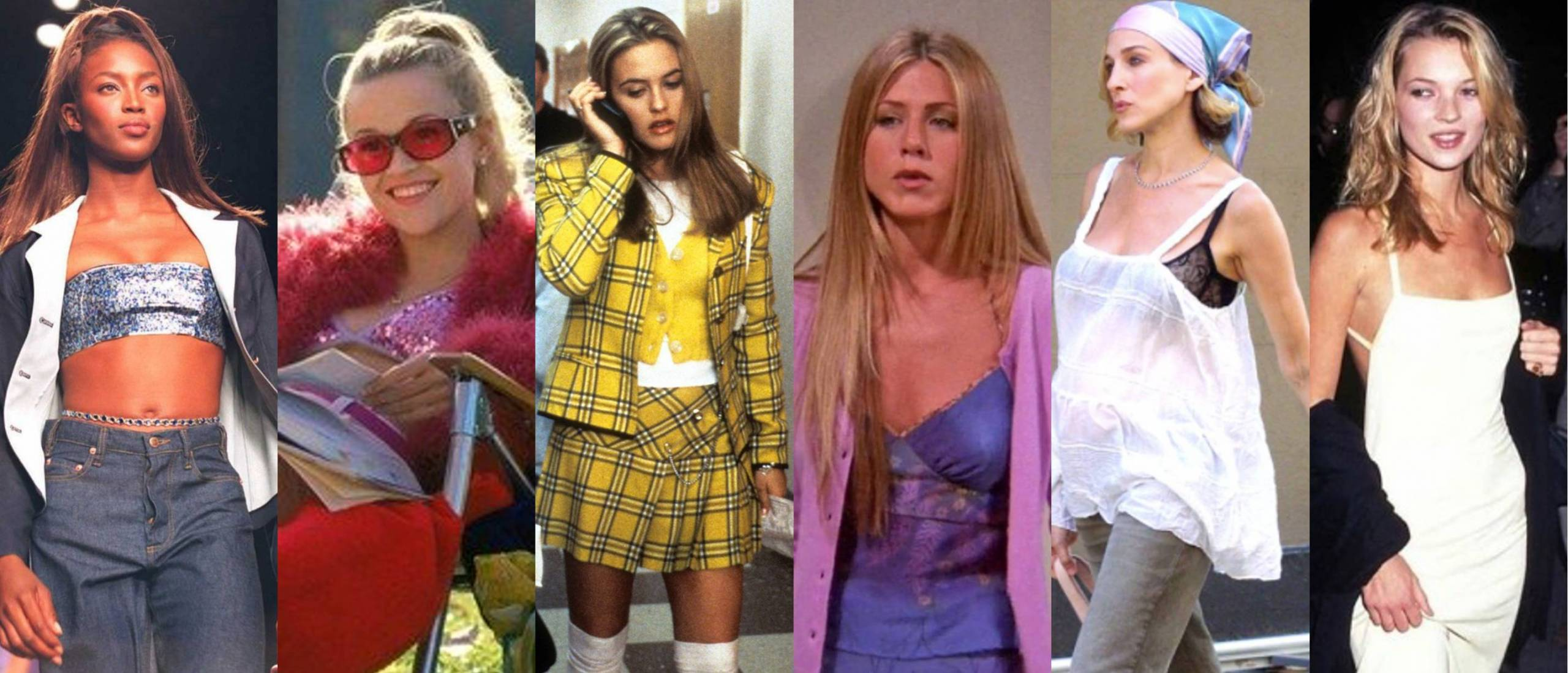 Why Are We So Obsessed With 90s Fashion? A Therapist Weighs In