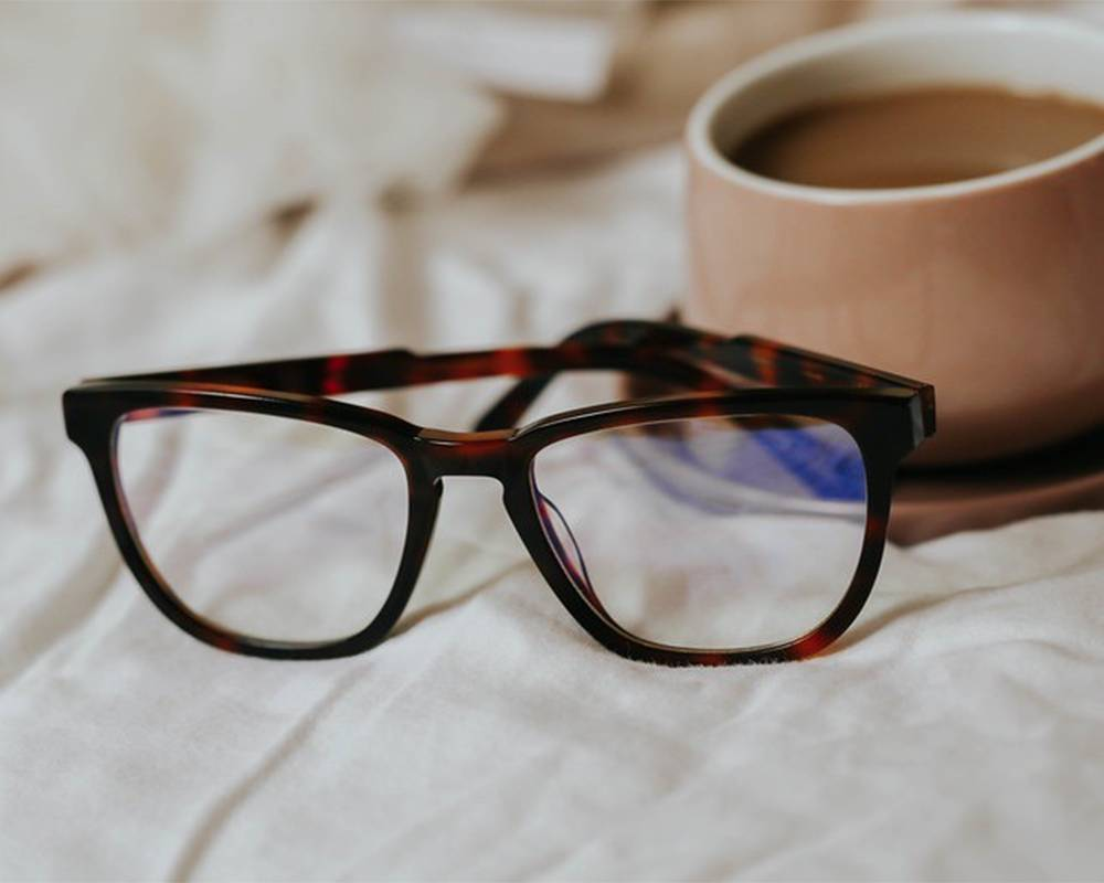 Sann & Droves Blue Light Glasses