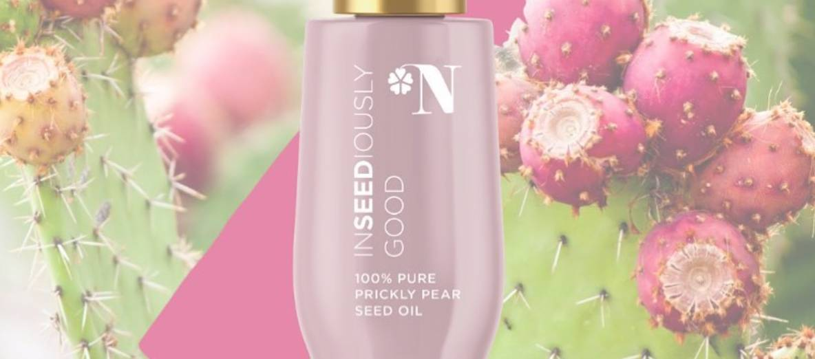 #BeautyFind: Beauty Nut Inseediouosly Good 100% Pure Prickly Pear Seed Oil