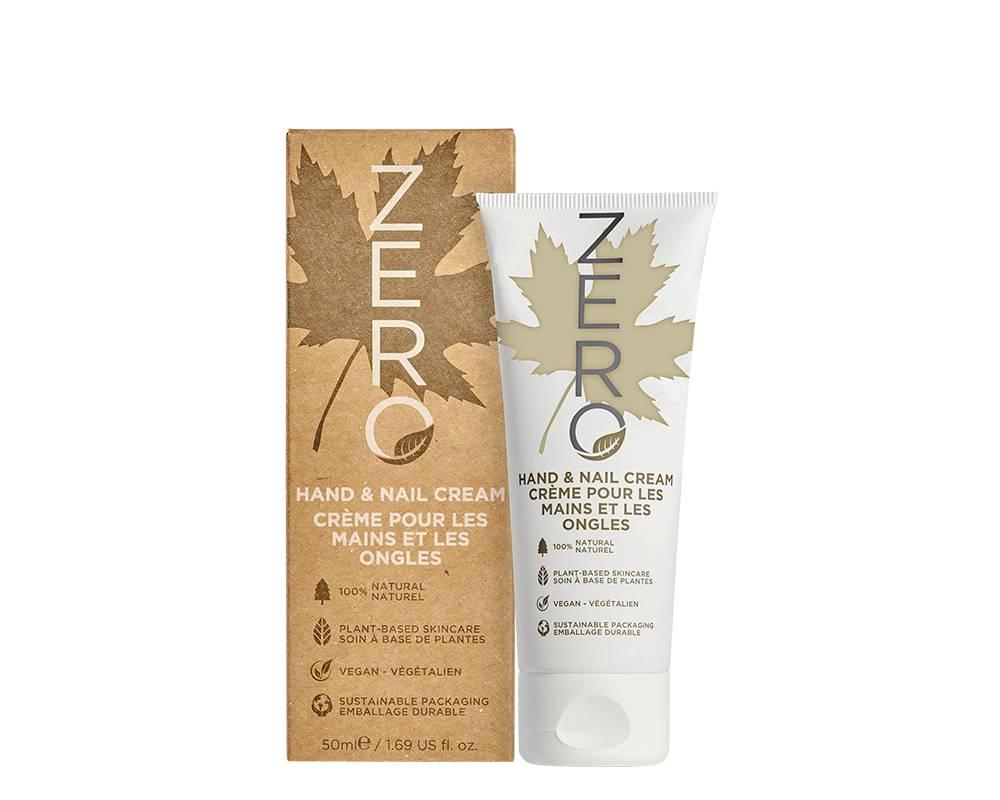 ZERO 100% Natural Hand & Nail Cream Box