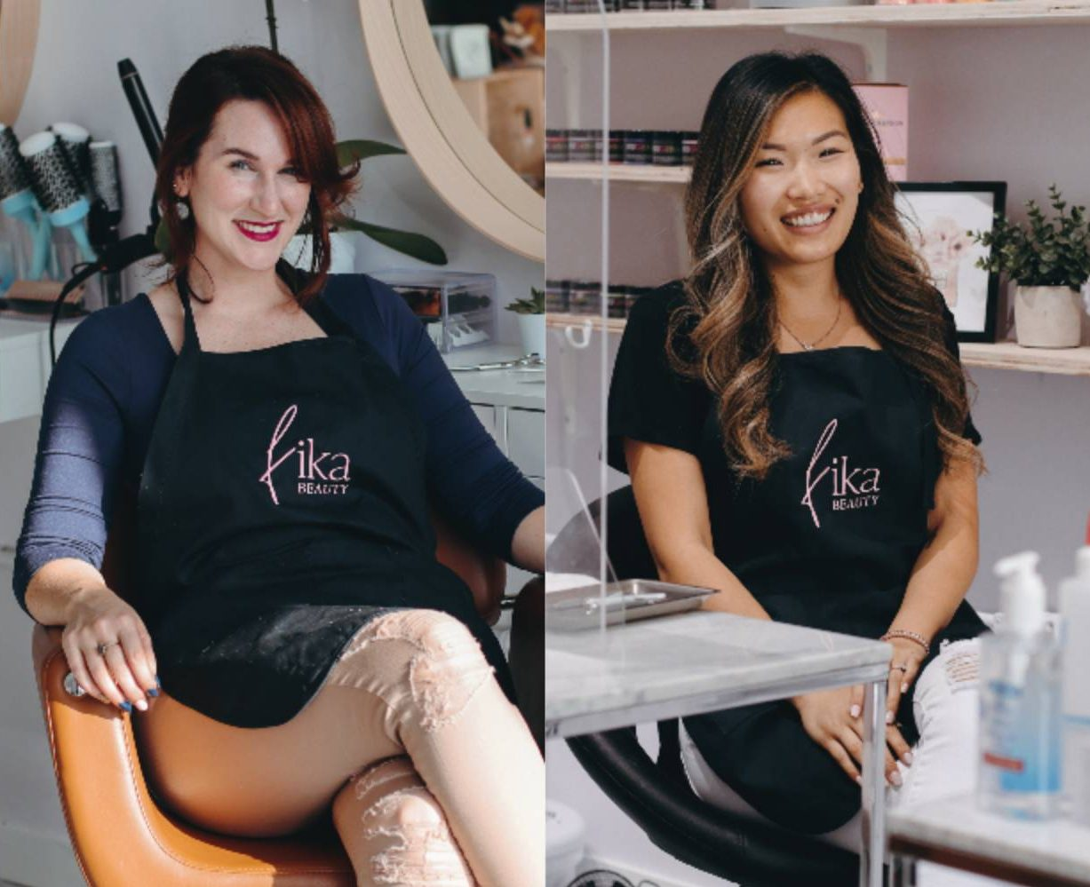 Meet #LeadingLadies Shannon Giang And Annie Lam: Co-Founders Of Ottawa-Based Fika Beauty Studio