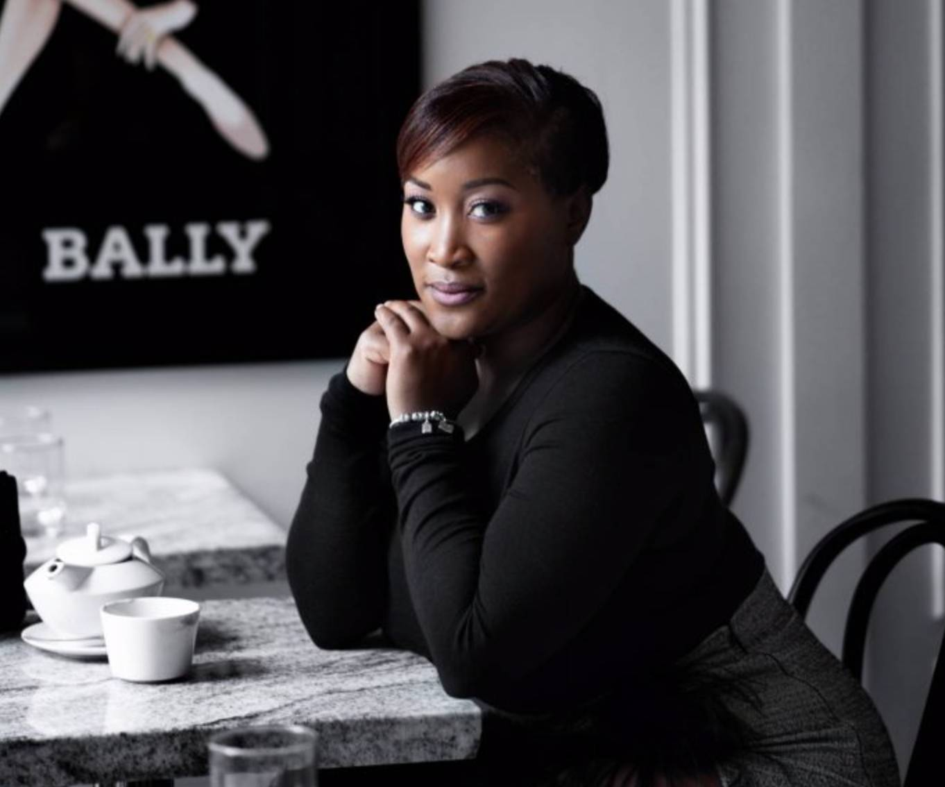 Meet #LeadingLady Tamar Huggins Grant: Founder And CEO Of Tech Spark Canada And Edulytics Inc.