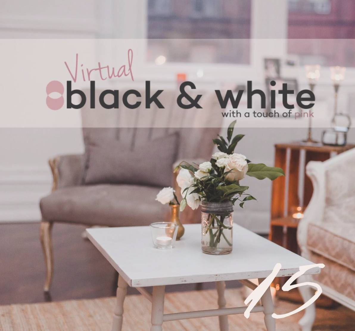 Join Pink Pearl Canada In Honouring World Cancer Day At This Virtual Black & White Event (With A Touch Of Pink!)