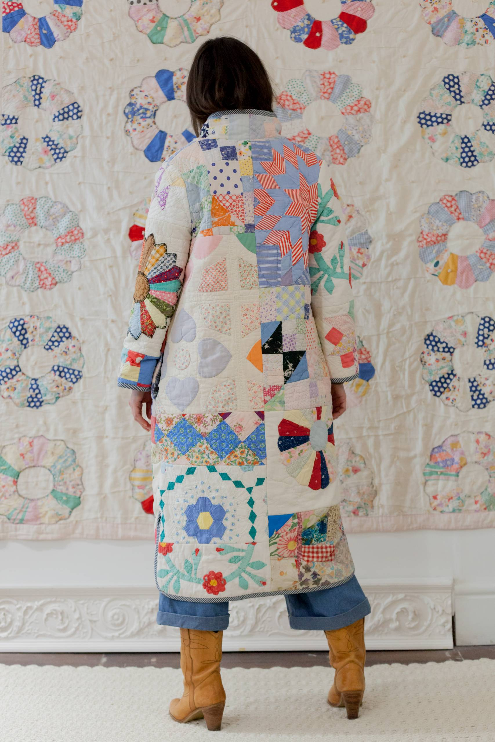 Designer Profile: Rebecca Caulford, Honeybea