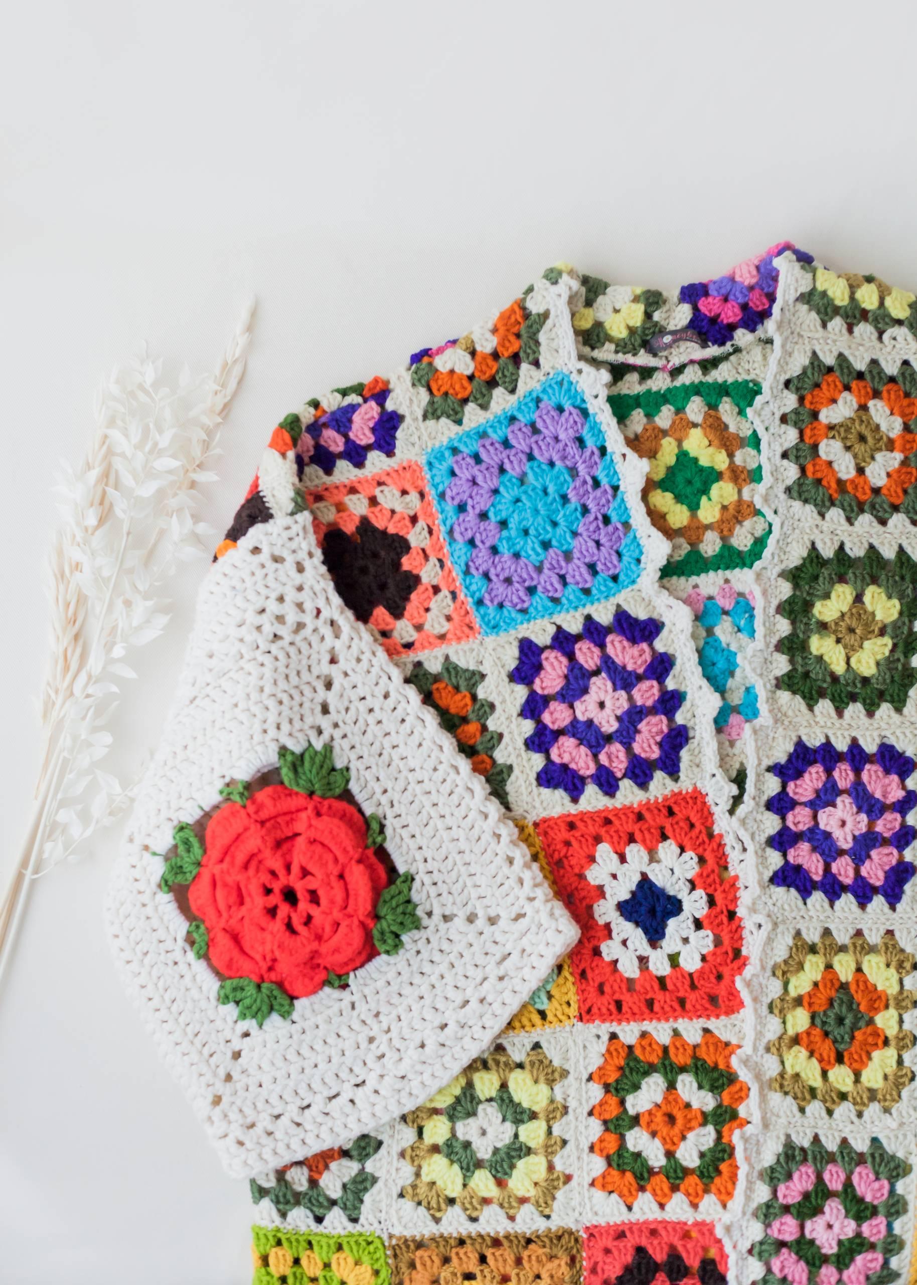 Honeybea heirloom knit