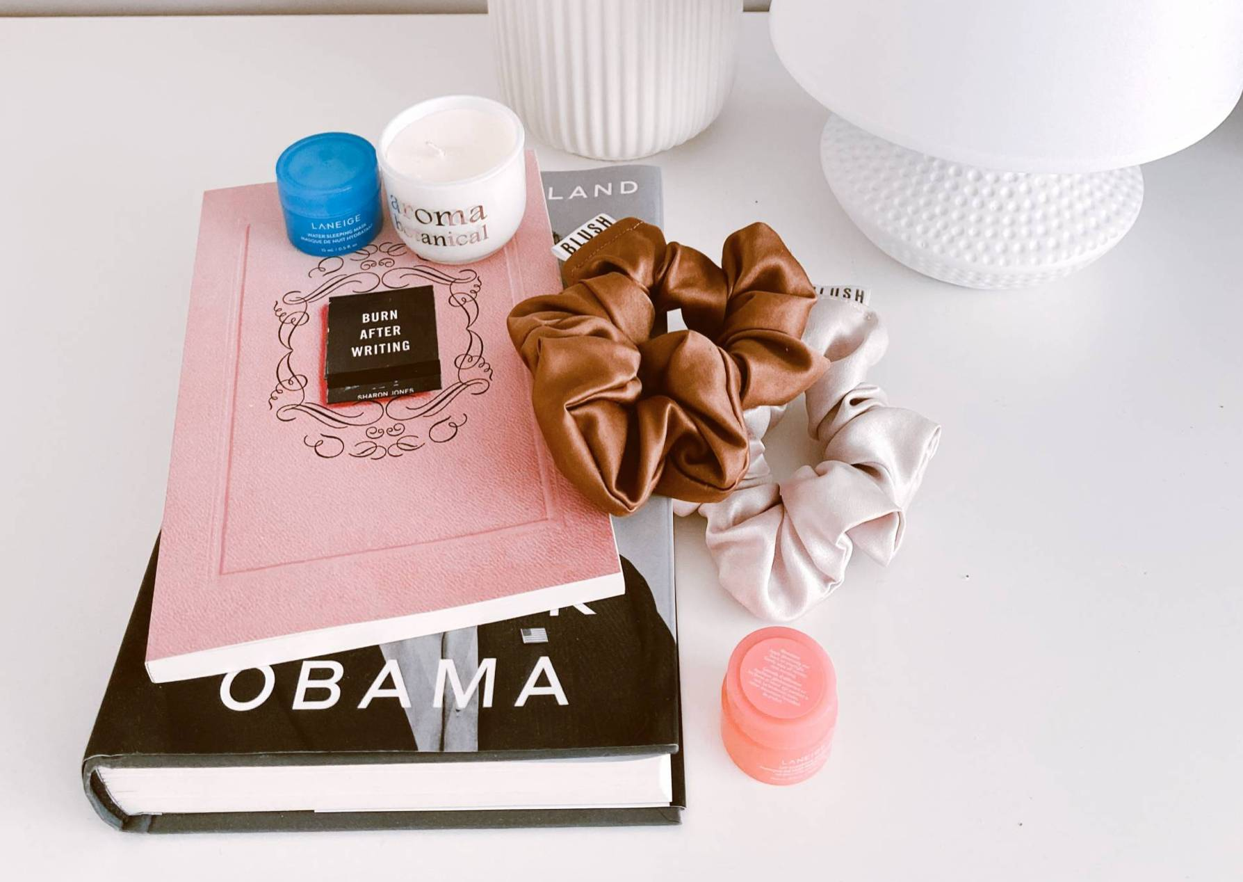 Bedside Essentials For Good Sleep And Even Better Skin