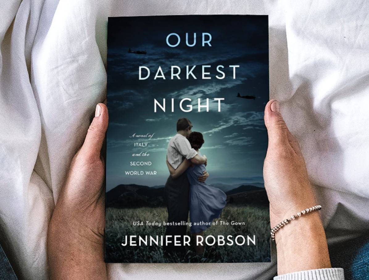 Boreal Book Club: Our Darkest Night By Jennifer Robson