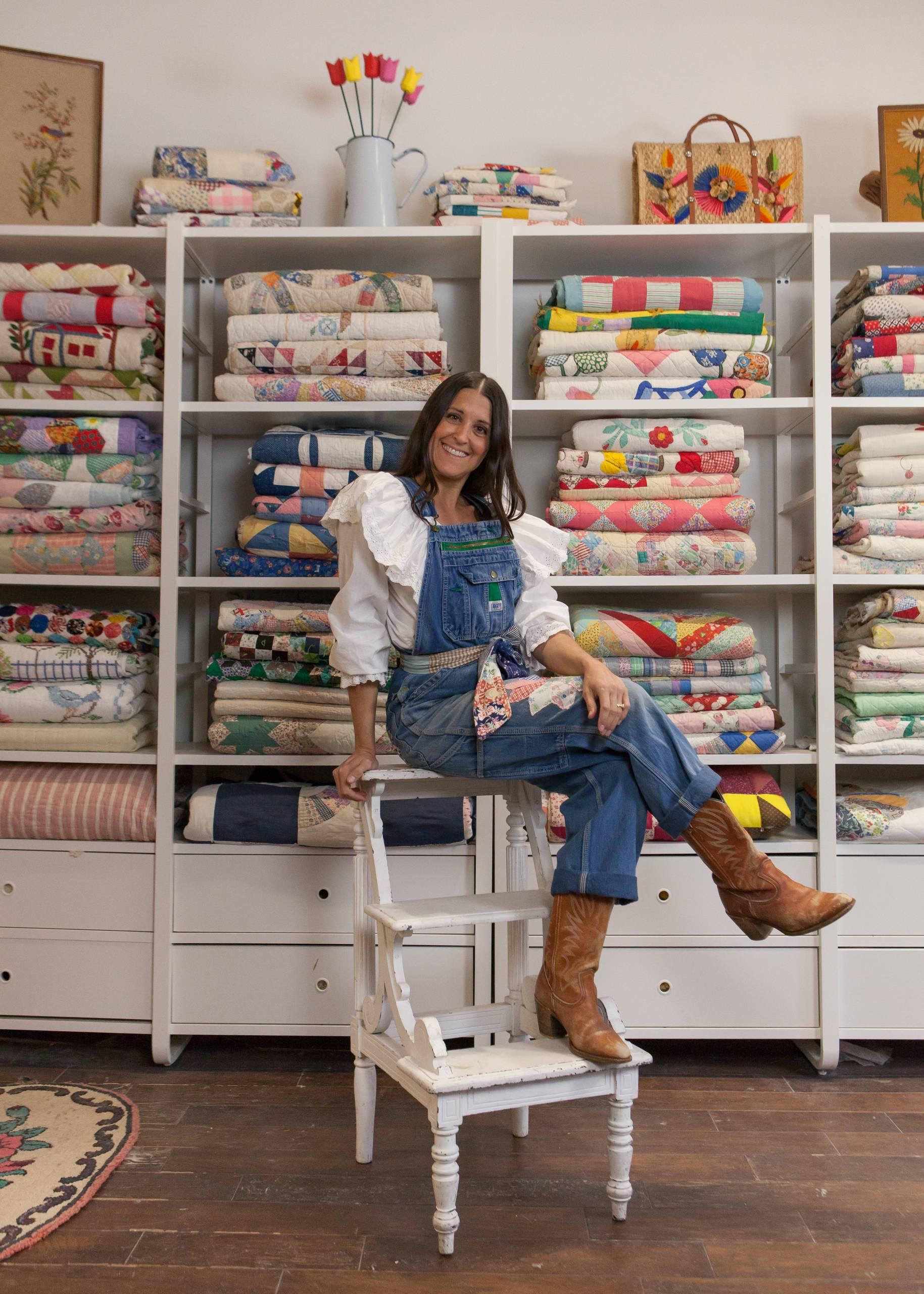 Founder of Honeybea Rebecca Caulford