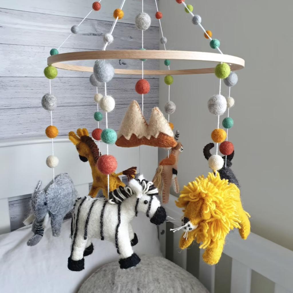 STYLE Baby Nursery Mobile