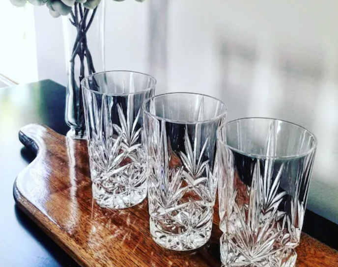 STYLE Cocktail Glasses