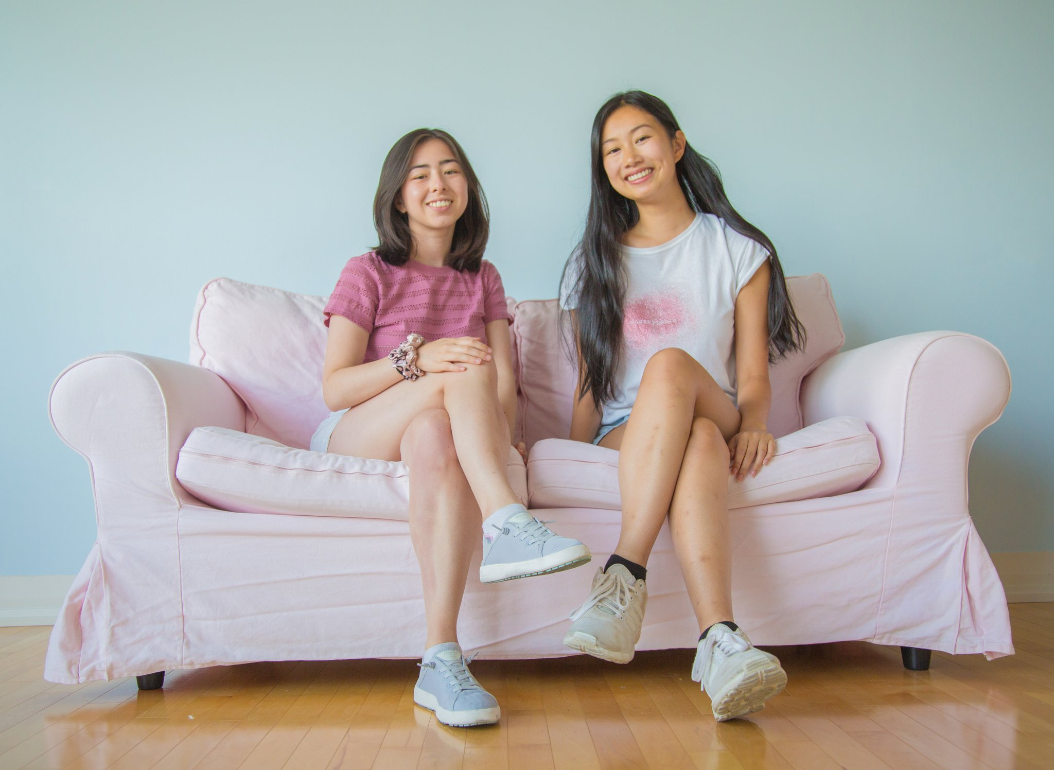 Meet #LeadingLadies Jessica Miao and Chloe Beaudoin: Founders Of Apricotton