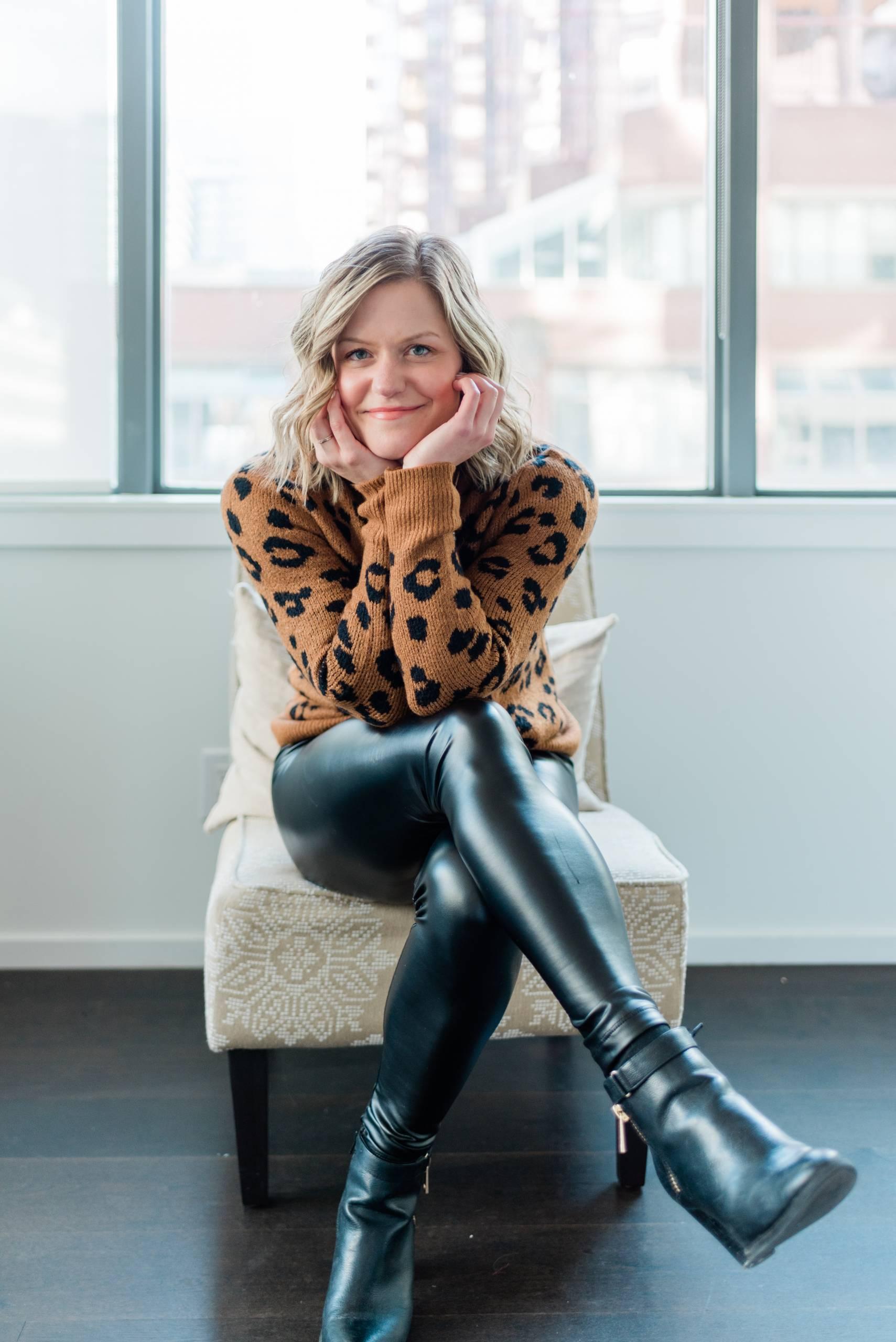 Meet #LeadingLady Erin Poredos: Founder Of The Joy Tribe