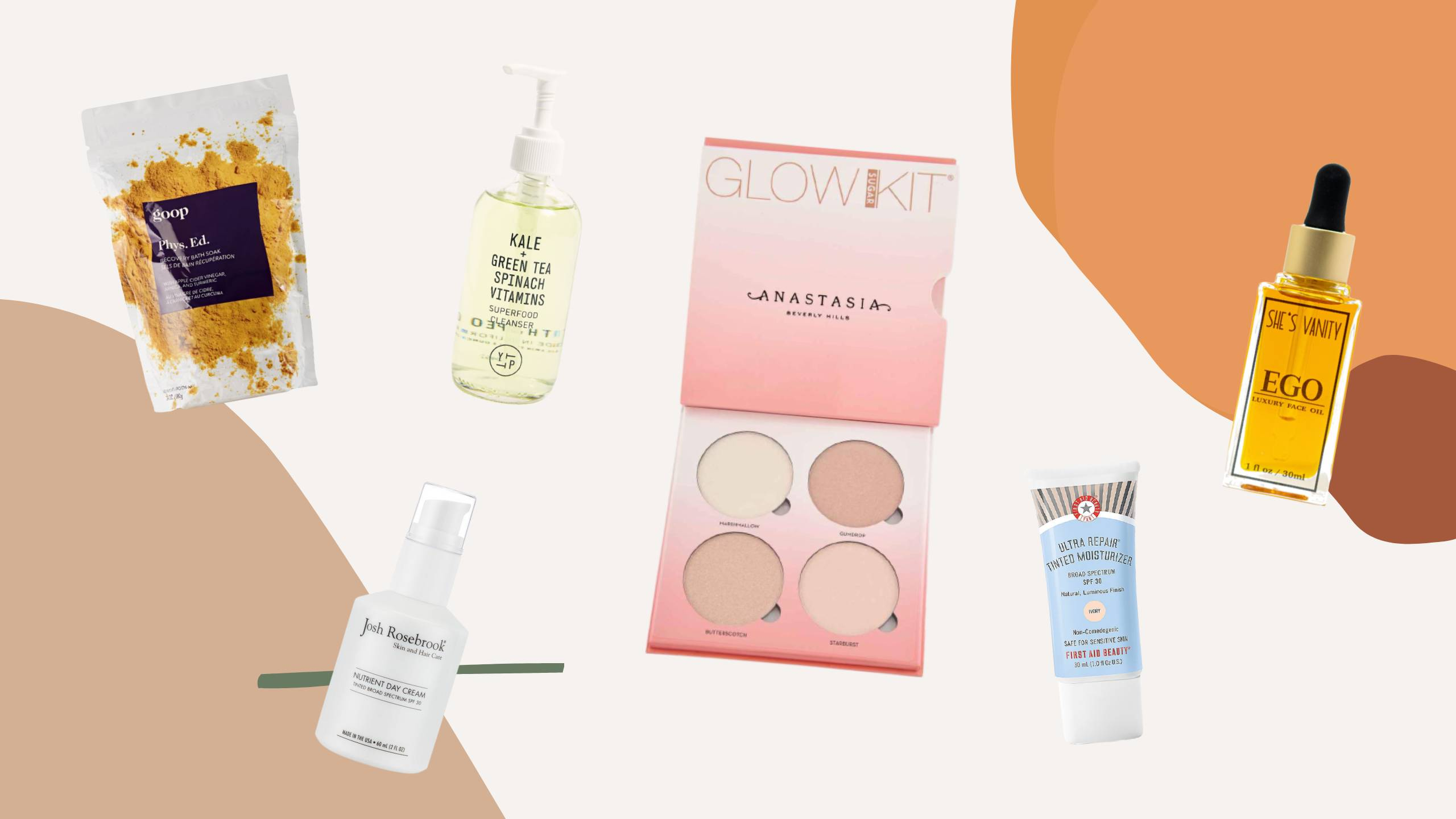 Our #SummerBeautyFaves: STYLE Editor Picks