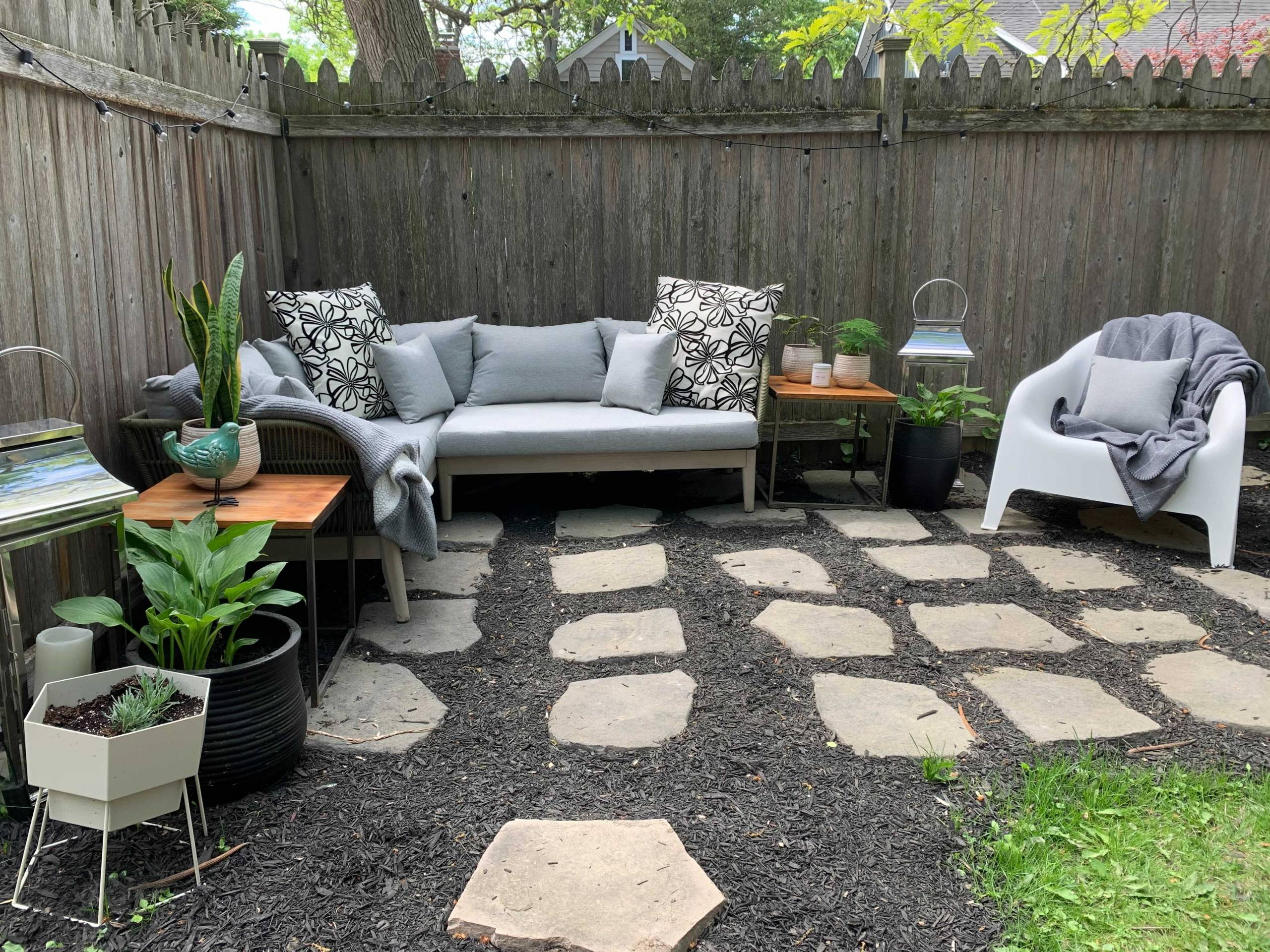 The STYLE Canada Team Used These Pro Tips To Create A Backyard Oasis – Check Out The Results!