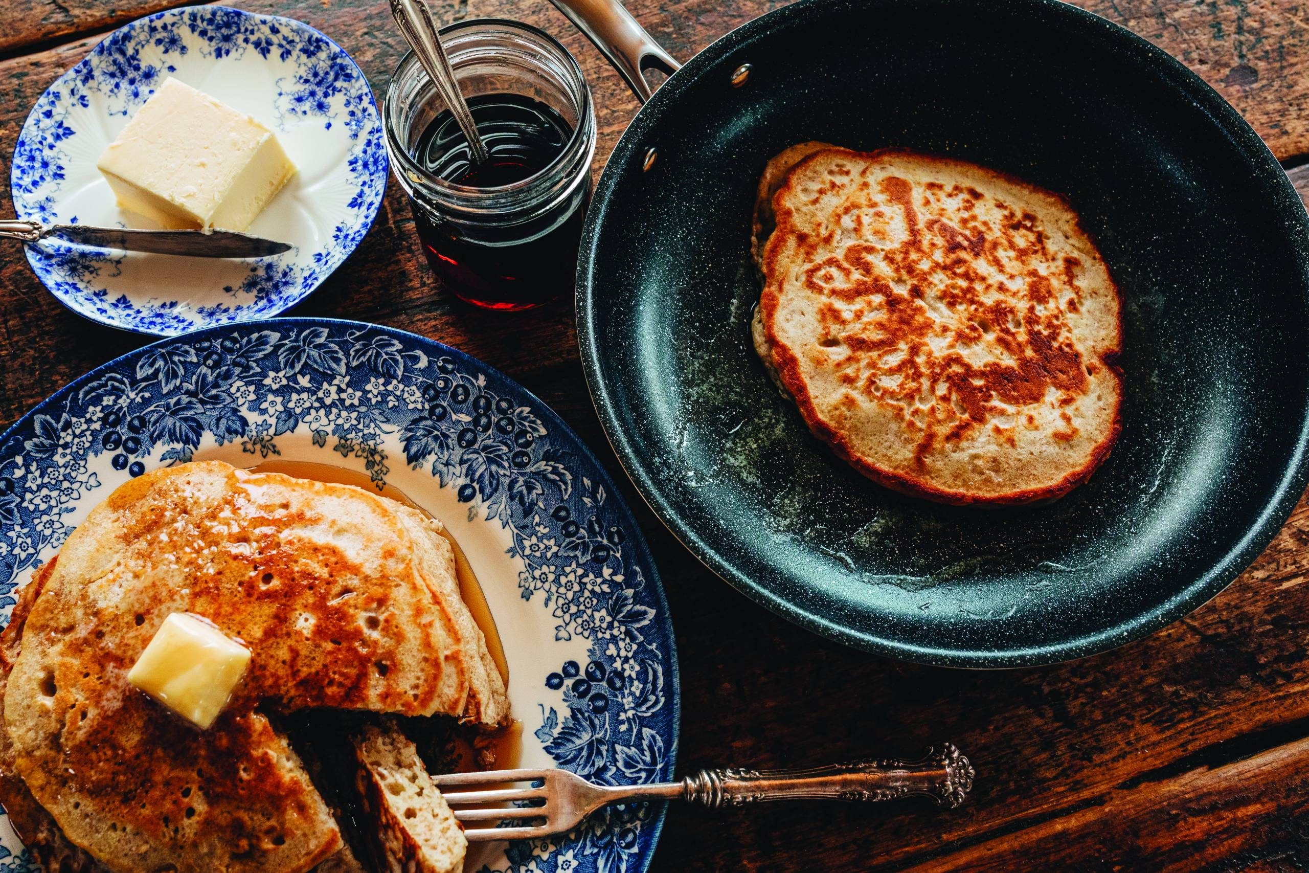 Canadian Chef Michael Smith's Pancakes Are the Perfect Father's Day Brunch Idea – Get the Recipe!